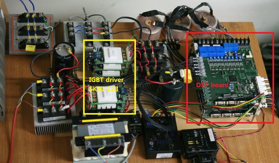 schematics and pcb circuits of tms320f28335 ti dsp board and igbt rh tungvp wordpress com